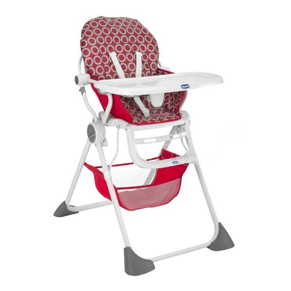 35a2cf44649 Chicco Κάθισμα Φαγητού Pocket Lunch Red Wave 79341-93 ...