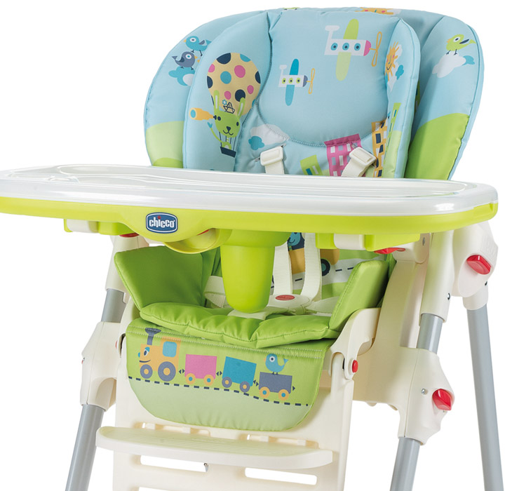 d7f27e611fe Chicco Κάθισμα Φαγητού Polly 2 in 1 Baby World 79065-66 ...